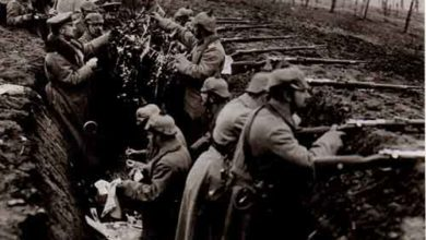 Foto de Primeira Guerra Mundial Resumo