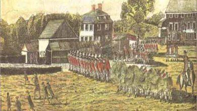 Foto de A independência das colônias inglesas da América do Norte