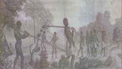 Foto de Povos Escravizados da África