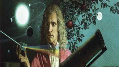 Foto de Isaac Newton : A Gravidade do Gênio.