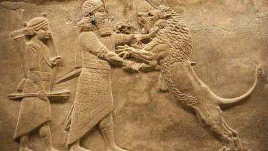 Foto de Assírios – história do império assírio