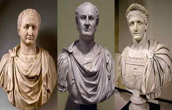 A Dinastia Flaviana