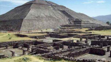 Foto de A cidade e as pirâmides de Teotihuacan – Fundação, religião e queda