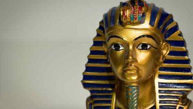 Foto de As dinastias do império egípcio