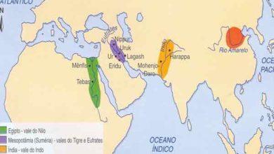 Foto de As primeiras civilizações urbanas do mundo
