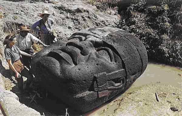 Civilização Olmeca - o povo, religião, comercio, arte e sua queda
