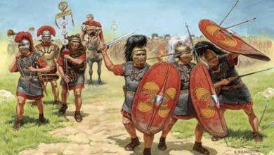 Foto de Crise do Império Romano