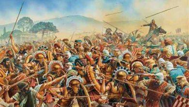Foto de Guerras Médicas – Gregos vs Persas – resumo
