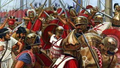 Foto de Guerras do período republicano de Roma