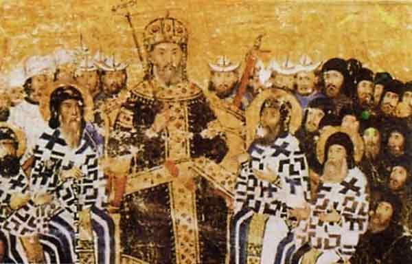 Imperador Heraclio e a Dinastia heracliana