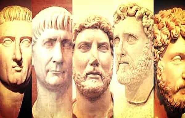 Imperadores da dinastia Júlio-Claudiana