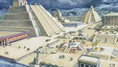 Foto de Império Asteca – civilização, economia, religião e queda do povo asteca