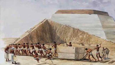 Foto de O antigo império egípcio