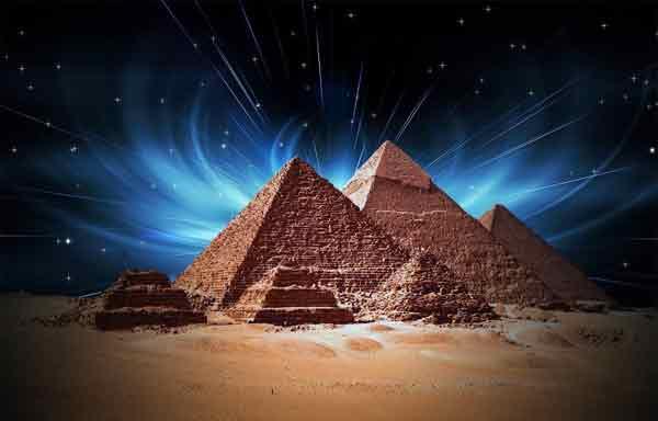O declínio e queda do antigo Egito