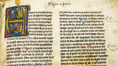 Foto de A Magna Carta – importância, significado – resumo