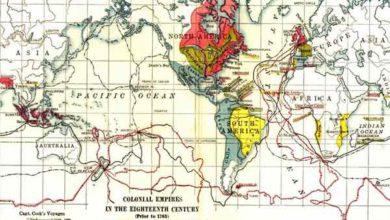 Foto de A colonização inglesa e o império britânico