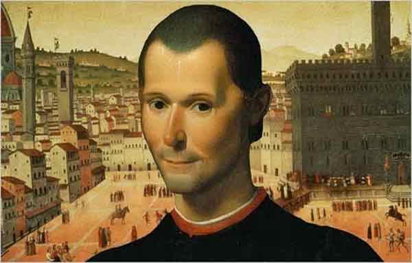 A obra e biografia de Nicolau Maquiavel