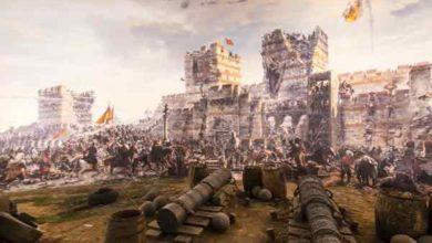 Photo of A queda de Constantinopla em 1453 – a tomada pelos turcos