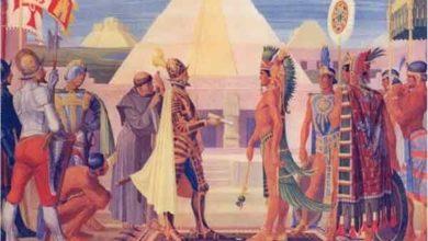 Foto de Colonização espanhola da América
