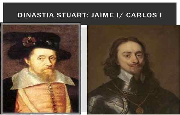 Dinastia Stuart - A casa dos stuarts