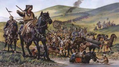 Foto de Invasão Mongol na Europa