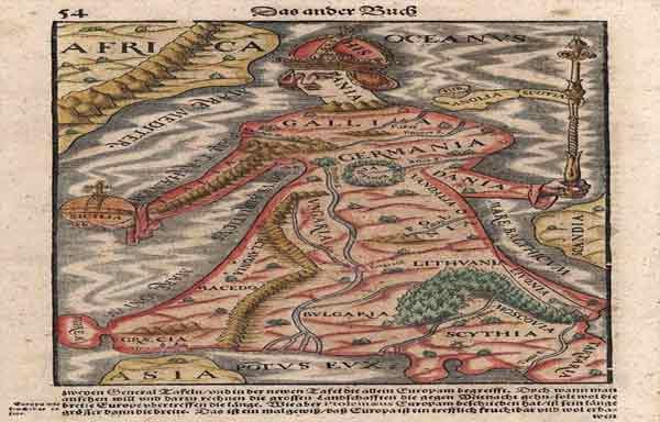 Monarquia Habsburgo na Espanha - Os Habsburgos