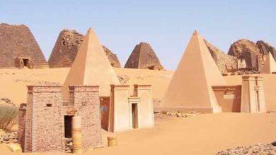 Foto de Nubia – O Reino de Kush (Cuxe)