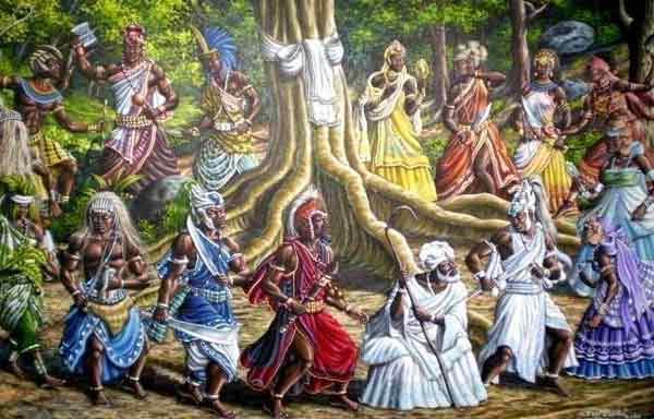 Povos iorubás