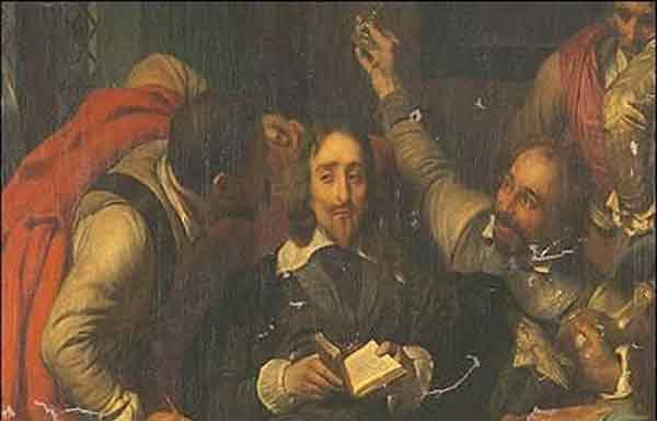 Rei Carlos I ( Charles I )