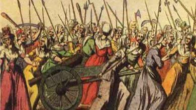 Photo of A Marcha sobre Versalhes – Revolução Francesa