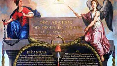 Photo of A Declaração dos Direitos do Homem
