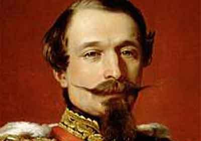 2cc71657cd Napoleão III da França