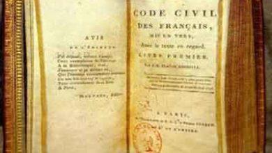 Photo of Código Napoleônico: características e importância – resumo completo