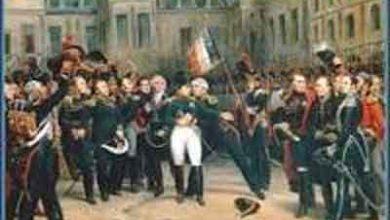 Photo of Governo dos Cem Dias – Era Napoleônica