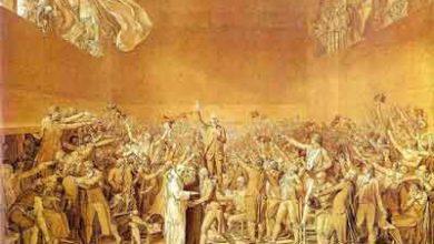 Photo of Estabelecimento da Assembleia Nacional Constituinte – Revolução Francesa