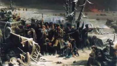 Foto de A Invasão francesa da Rússia em 1812 – Guerras Napoleônicas
