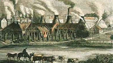 Foto de As primeiras fábricas – Revolução Industrial