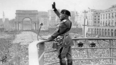 Photo of A ascensão do fascismo