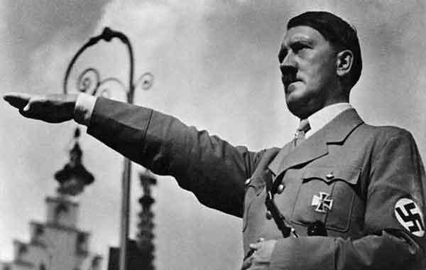 A ascensão de Adolf Hitler ao poder