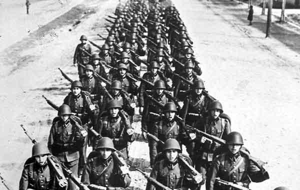 Invasão da Polônia - 1º de setembro de 1939