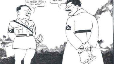 Photo of Pacto de não agressão Alemanha-URSS – Pacto Molotov-Ribbentrop