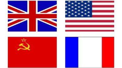 Photo of Países aliados da segunda guerra mundial