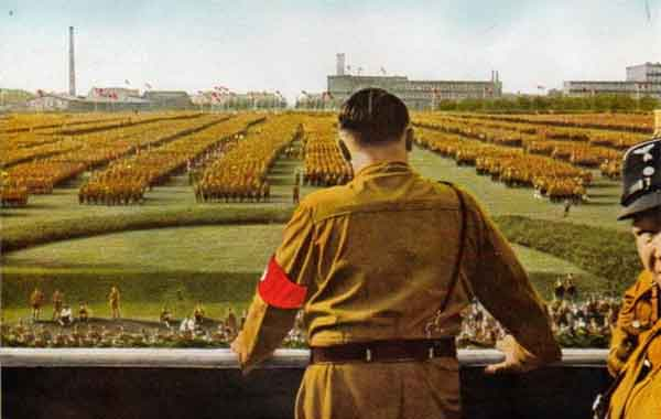 Alemanha de Hitler - Poderes do Eixo