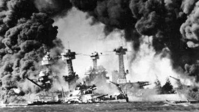 Foto de Ataque japonês a Pearl Harbor – A Guerra do Pacífico