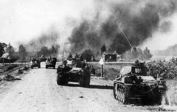 Operação Barbarossa - Alemanha invade a União Soviética