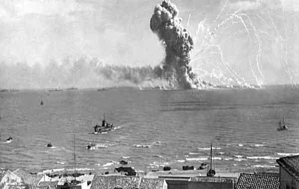 Campanha da Itália - Invasão da Sicília