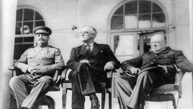 Photo of Conferência de Teerã