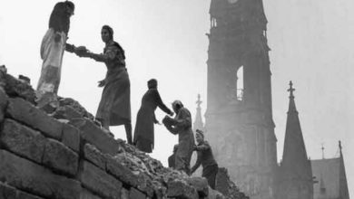 Photo of Reconstruindo a Europa depois da I Guerra Mundial