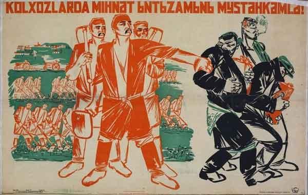 Plano Quinquenal de Stálin e os Gulags