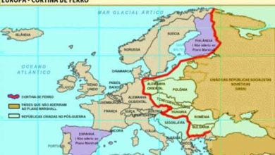Photo of Cortina de Ferro – origem, países envolvidos
